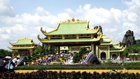 Dai Nam Van Hien is a tourism complex in Binh Duong province, Vietnam