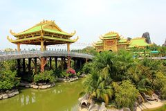 Dai Nam Wonderland, Vietnam Stock Images