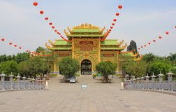 Dai Nam Wonderland, Vietnam Royalty Free Stock Photos