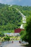 Dai Ninh hydroelectric power plant, Vietnam Royalty Free Stock Photos