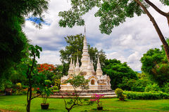 The Dai pagoda stock images