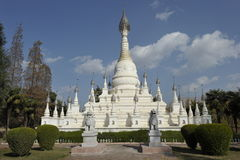 Dai tempel, Kina Arkivbilder