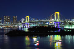 Daiba in Tokyo Royalty Free Stock Images