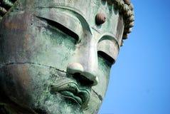 Daibutsu ο «γιγαντιαίος Βούδας» Στοκ Εικόνα