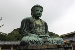 daibutsu镰仓 免版税库存照片