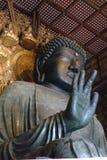 Daibutsu-den at Todai-ji temple Stock Image