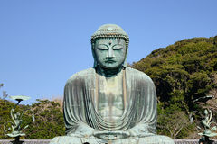 Daibutsu in Kamakura, Japan Royalty Free Stock Photo