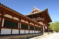 Daibutsu todai-ji Stock Photography