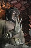 Daibutsu at Todaiji Temple Royalty Free Stock Photo