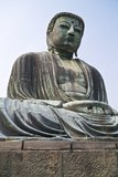 Daibutsu Wide View Royalty Free Stock Image