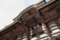 Daibutsuden ji Todai в Nara Стоковая Фотография