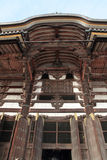 Daibutsuden of Todai ji in Nara Stock Images