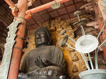 Daibutsuden in Todaiji Temple Stock Images