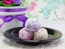 Daifuku mochi Royalty Free Stock Photography