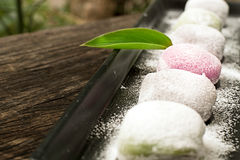 Daifuku Mochi Royalty Free Stock Photos
