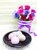 Daifuku mochi japanese sweetmeat Royalty Free Stock Photography
