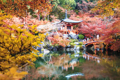 Daigo-ji Стоковое Фото
