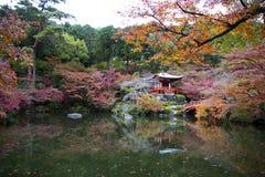 Daigo Ji, Kyoto, Japão fotos de stock