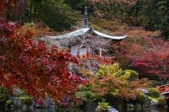 Daigo Ji, Kyoto, Japón Fotografía de archivo