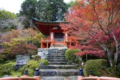 Daigo Ji, Kyoto, Japón Fotos de archivo libres de regalías