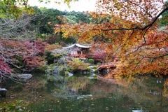 Daigo Ji, Kyoto, Japon photos stock