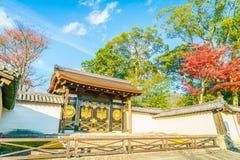 Daigo-ji temple  in autumn, Kyoto, Japan. Royalty Free Stock Photos