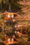 Daigoji寺庙京都日本 库存照片