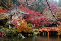Daigoji, Kyoto, Japan Royalty Free Stock Images