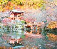 Daigoji Temple Royalty Free Stock Photo