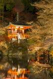 Daigoji Temple Kyoto Japan night Stock Photography