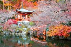 Daigoji Temple Kyoto Japan Stock Photos