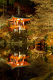 Daigoji Temple Night Kyoto Royalty Free Stock Images