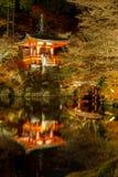 Daigoji Temple Night Kyoto Royalty Free Stock Images