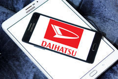 Daihatsu motors logo Stock Images