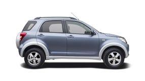 Daihatsu Terios boczny widok odizolowywający na bielu Obrazy Stock