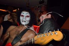 Daikaiju , KInky Surf at the KinkyStar (bar) Royalty Free Stock Images