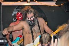 Daikaiju , KInky Surf at the KinkyStar (bar) Stock Photography