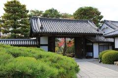 Daikakuji Royaltyfri Fotografi