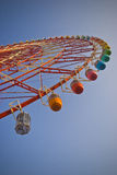 Daikanransha Ferris wheel Stock Photography