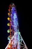 Daikanransha - Paletten-Stadt Ferris Wheel Lizenzfreies Stockbild