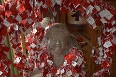 Daikoku-Bodhisattva, Kyoto, Japan Lizenzfreie Stockbilder