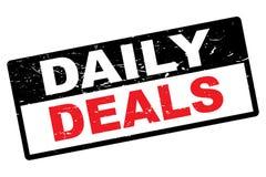 Daily Deals Stock Photos