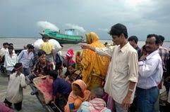 Dailylife of Sundarban-India Stock Images