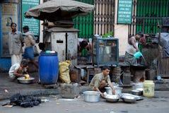 Dailylife von Kolkata Stockfotos