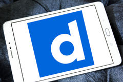 Dailymotion logo Royalty Free Stock Image