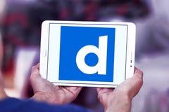 Dailymotion logo Stock Photos