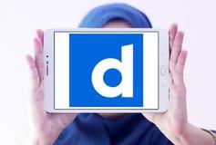 Dailymotion logo Stock Images