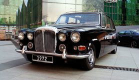 Daimler κυρίαρχο στοκ εικόνα