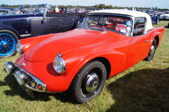 Daimler Dart car Royalty Free Stock Images