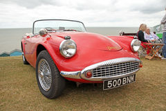 Daimler dart sp250 car Royalty Free Stock Photos
